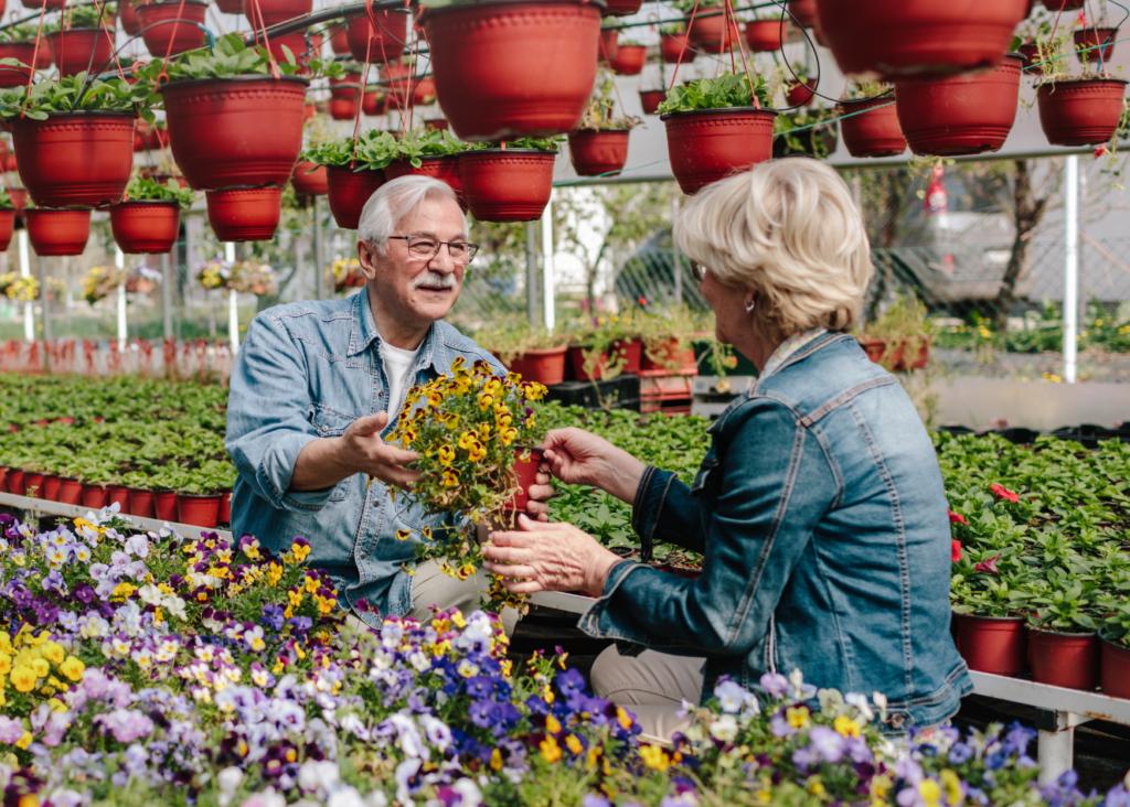 Gardening for Seniors - 211 Nova Scotia