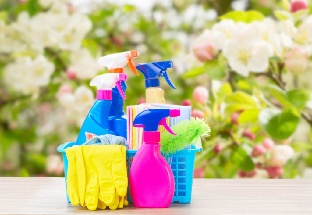 Spring Cleaning Tips - 211 Nova Scotia